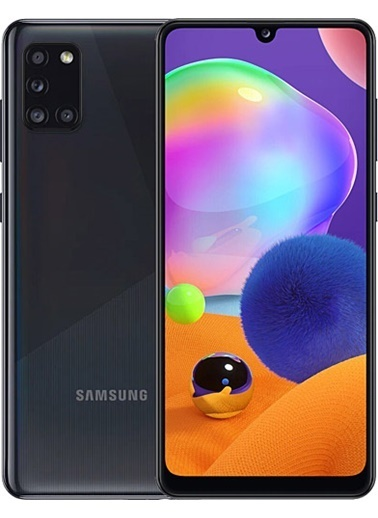 Samsung Galaxy A31 128 GB Black Siyah
